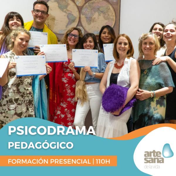 Formacion-Psicodrama-Presencial-Artesanadelavida